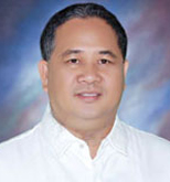 Mayor Joseph Peñas