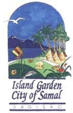 Island Garden City of Samal Logo