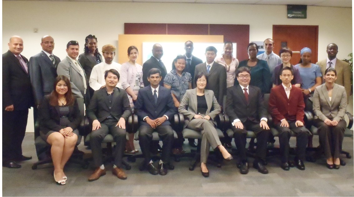 DIDP Participates in Sustainable Development Training in Singapore