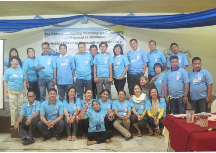 2nd JICA Knowledge Sharing Workshop for Community Development in Mindanao